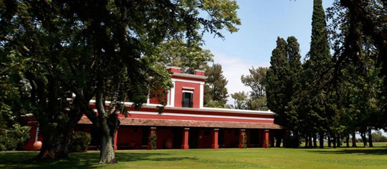 Hotel La Bamba de Areco Argentinien