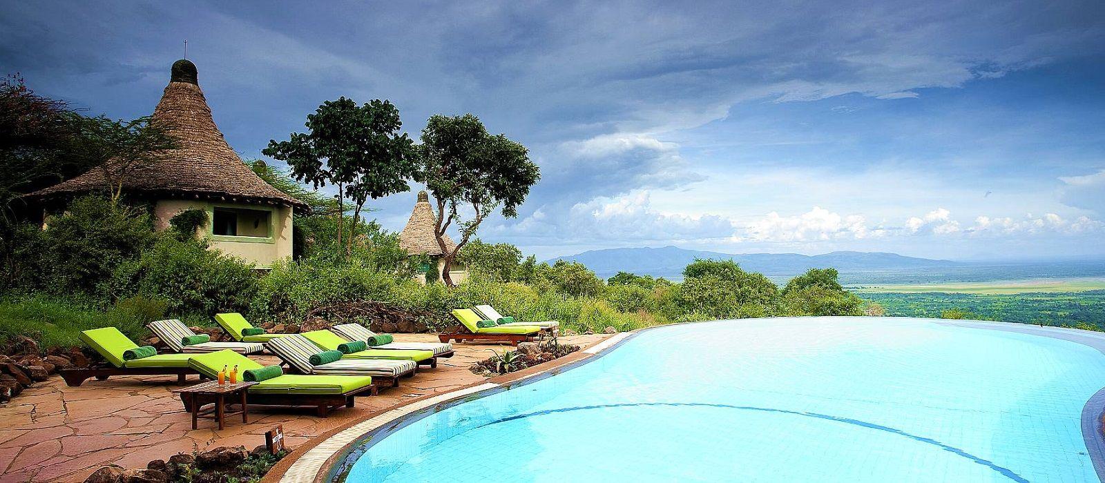 Hotel Lake Manyara Serena Lodge Tanzania