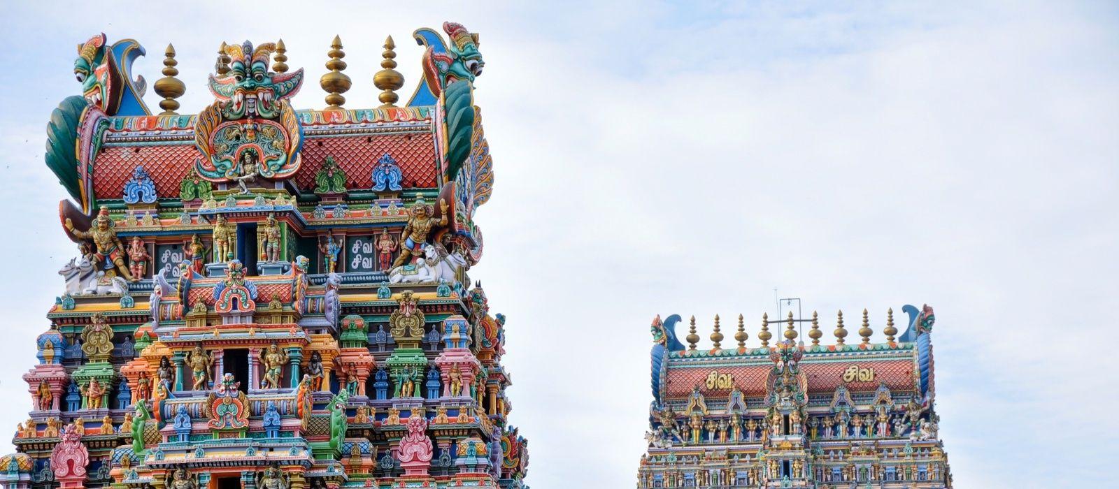 Ein Sommer in Südindien Urlaub 4