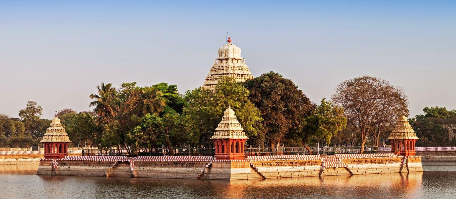 Destination Madurai South India