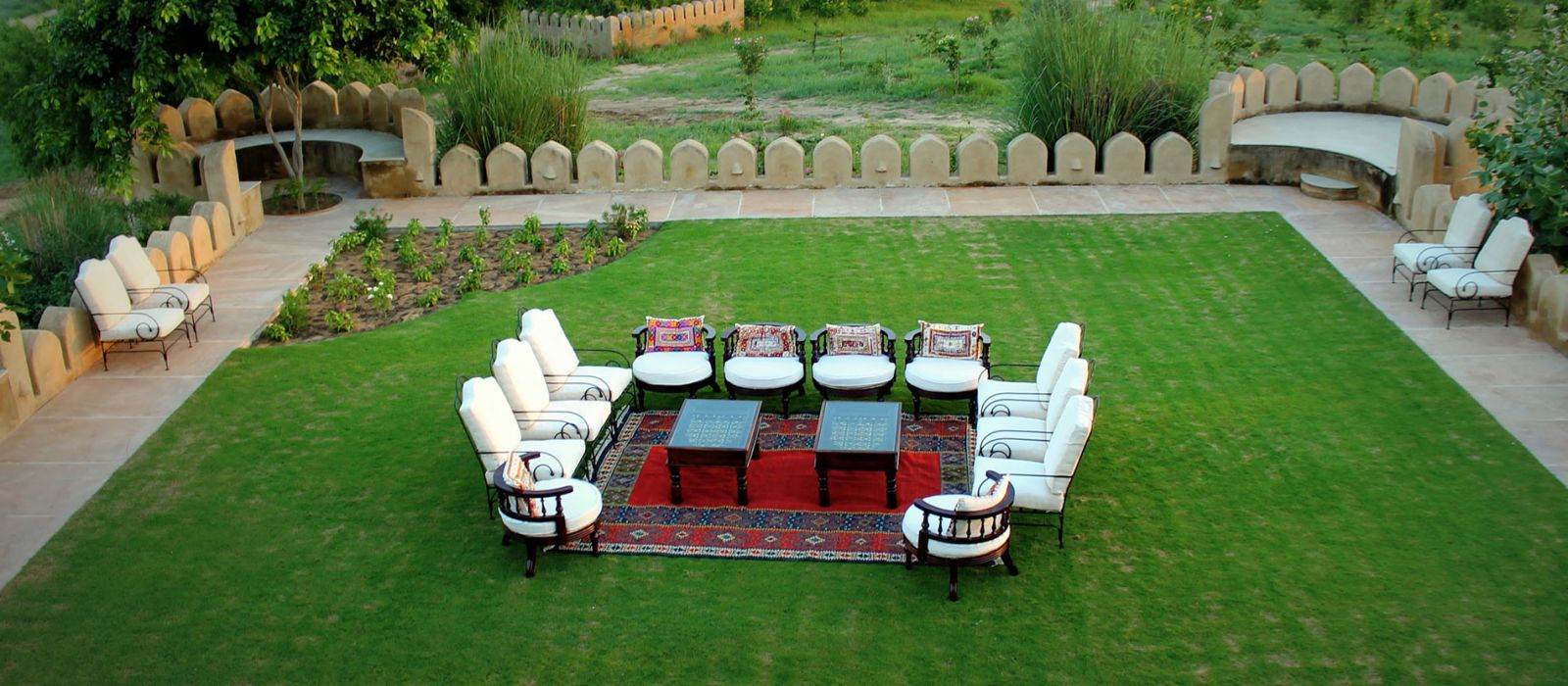 Hotel Mihirgarh Nordindien