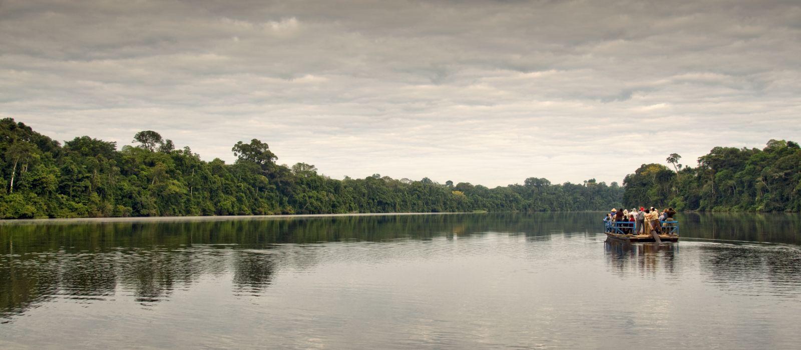 Hotel Posada Amazonas Peru