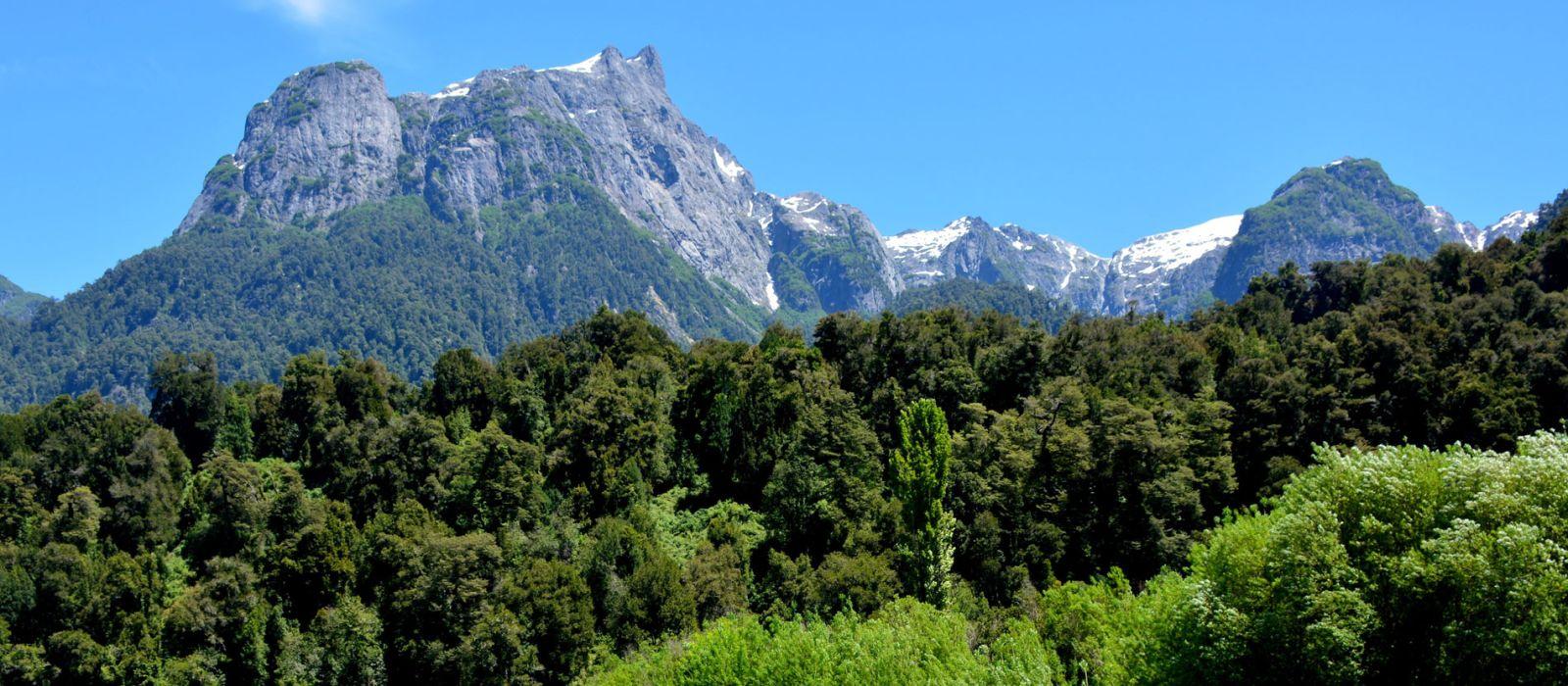 Reiseziel Peulla Chile