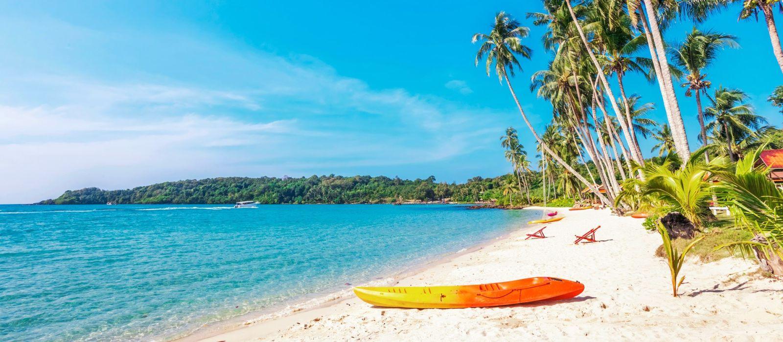 Reiseziel Phu Quoc Island Vietnam