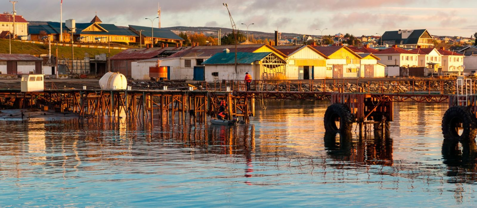 Destination Punta Arenas Cruise Chile