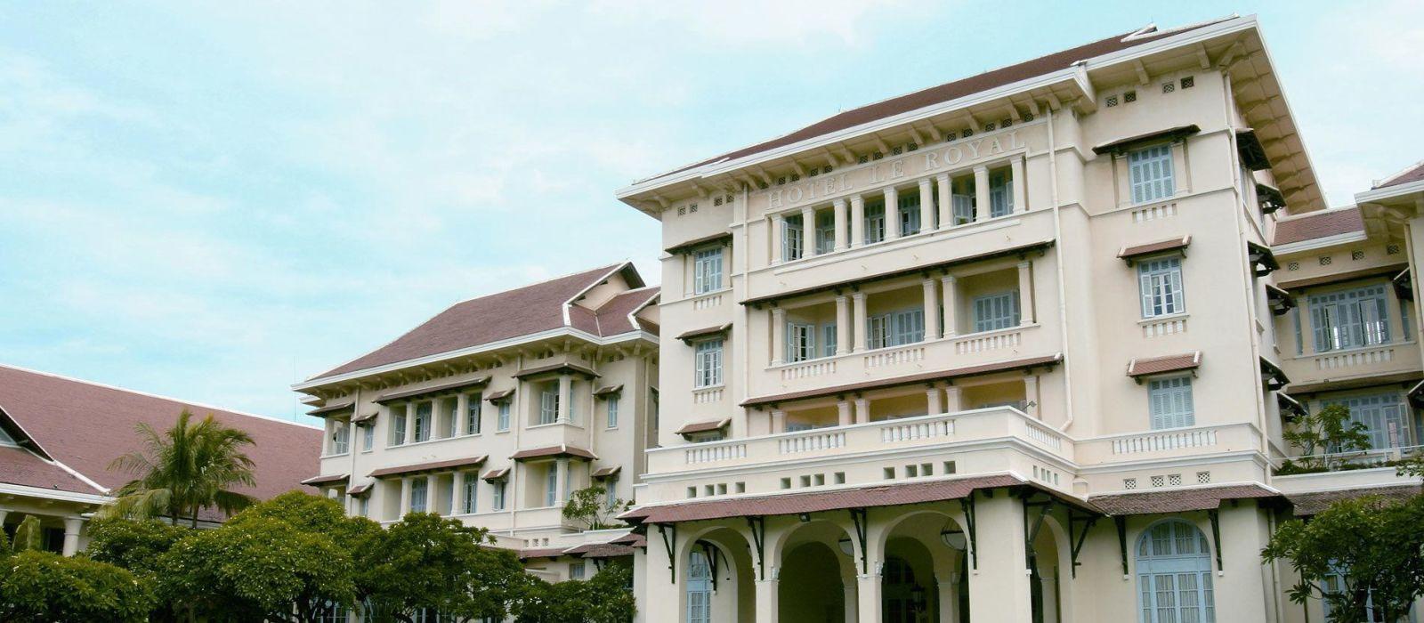 Hotel Raffles  Le Royal Kambodscha