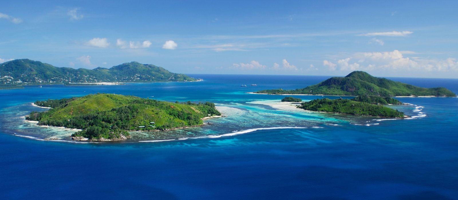 Reiseziel Saint Anne Seychellen