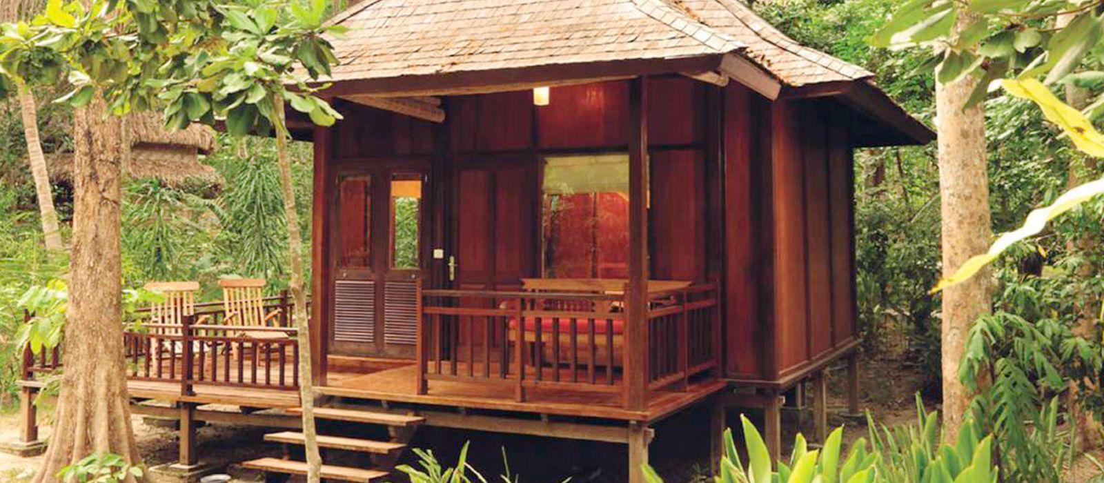 Hotel The Serai Barefoot Resort Inseln & Strände