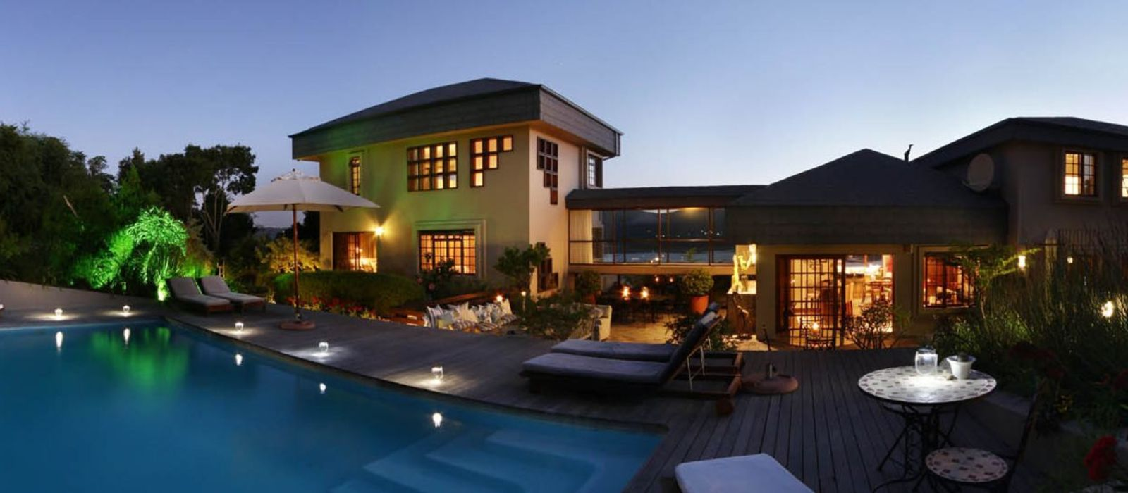 Hotel Kanonkop Guest House Südafrika