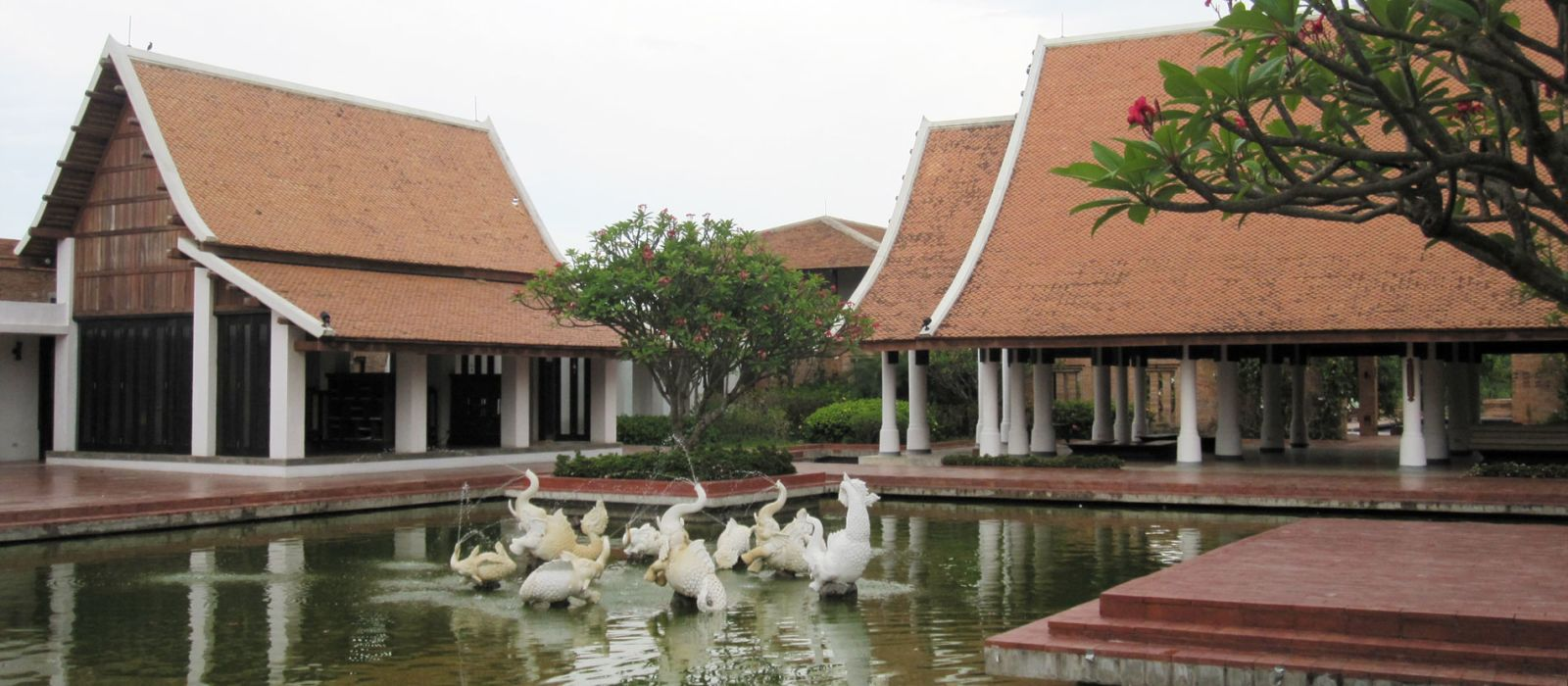 Hotel Sukothai Heritage Resort Thailand