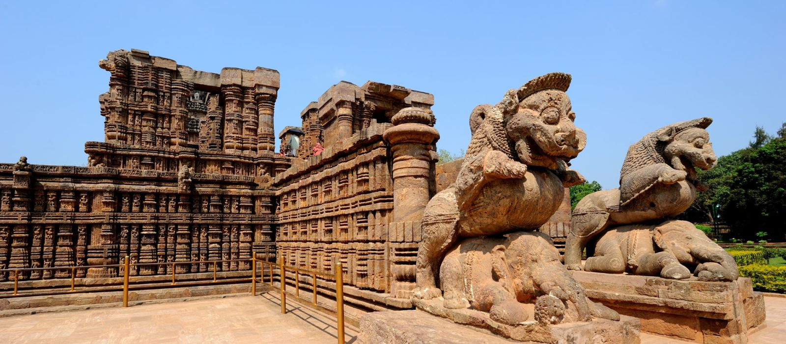 Destination Puri East India