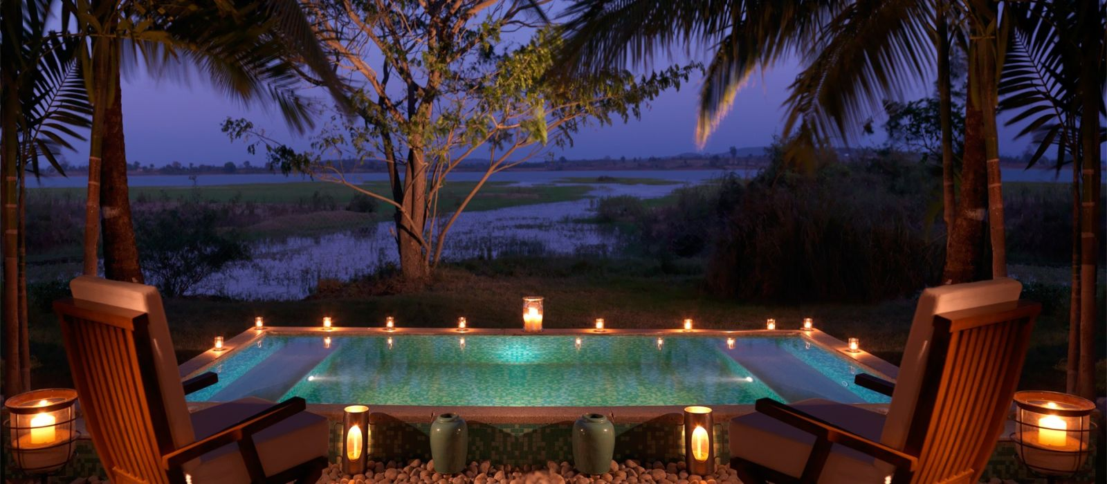 Hotel The Serai Kabini South India
