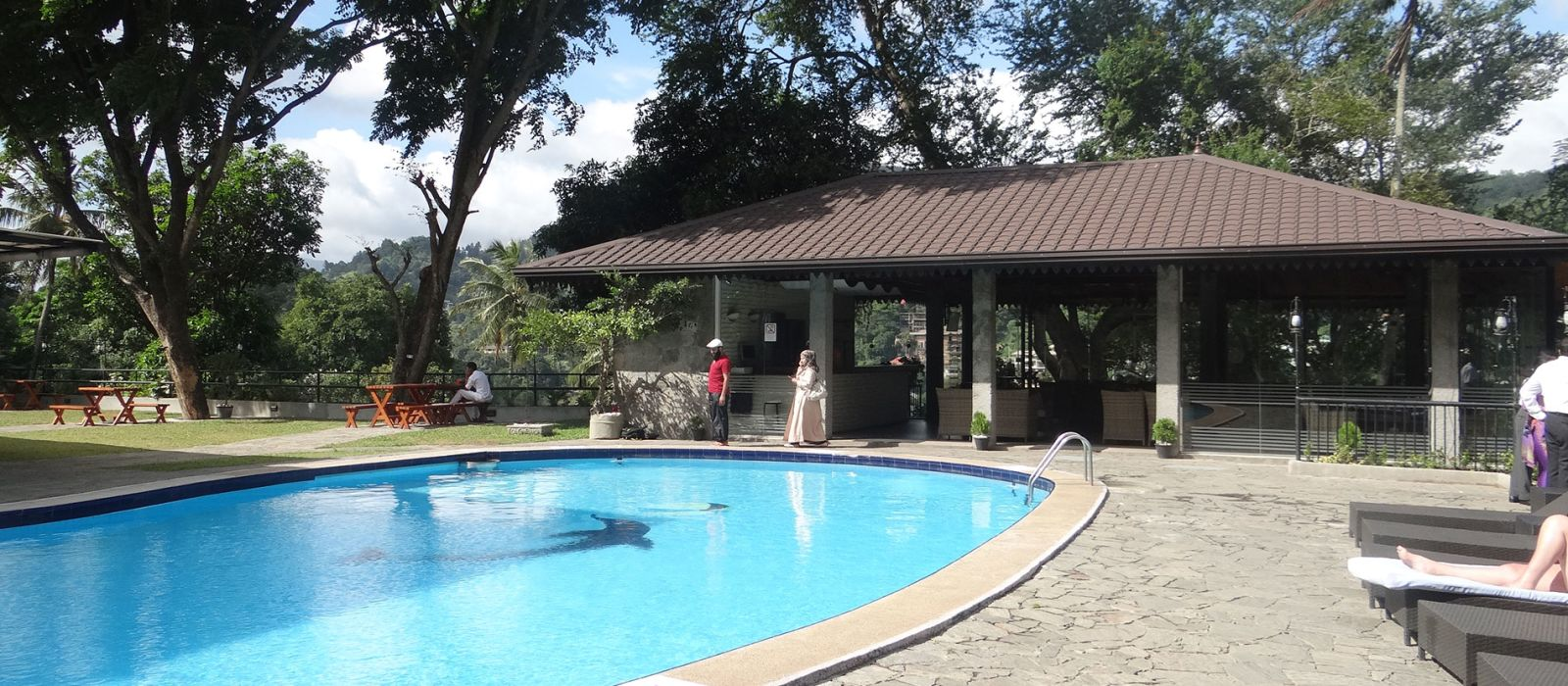 Hotel Thilanka  Sri Lanka
