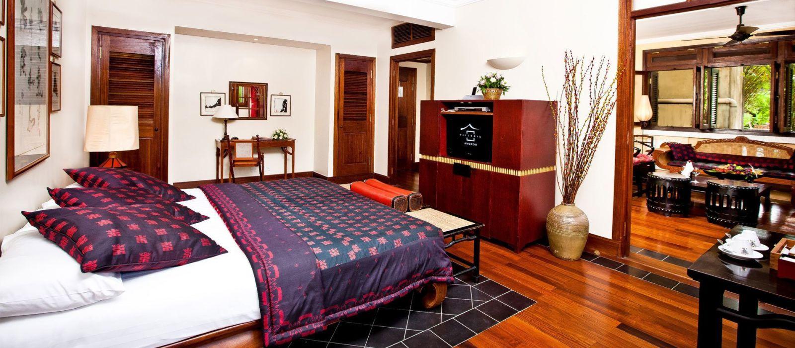 Hotel Victoria Angkor Resort & Spa Kambodscha