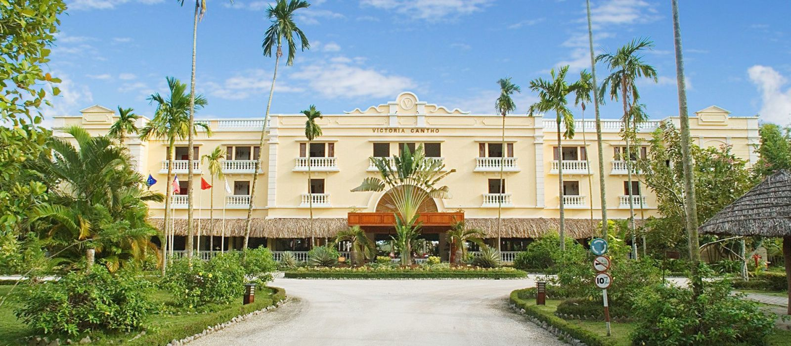 Hotel Victoria Can Tho Resort Vietnam