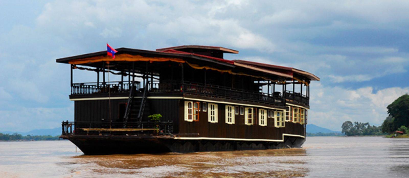 Hotel Vat Phou Cruise Laos