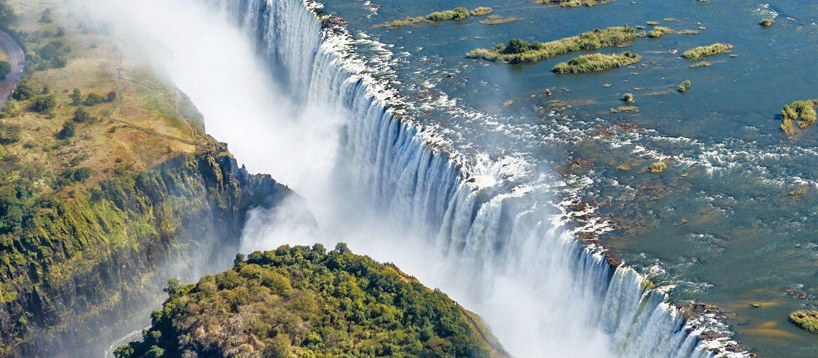 Brüllende Löwen und rauschende Wasserfälle: Südafrika, Simbabwe & Botswana Urlaub 5