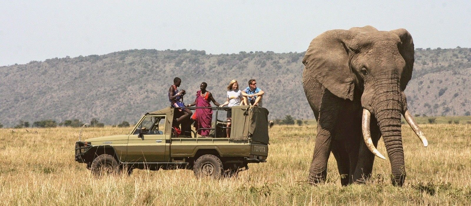 Safari Highlights of Kenya Tour Trip 4