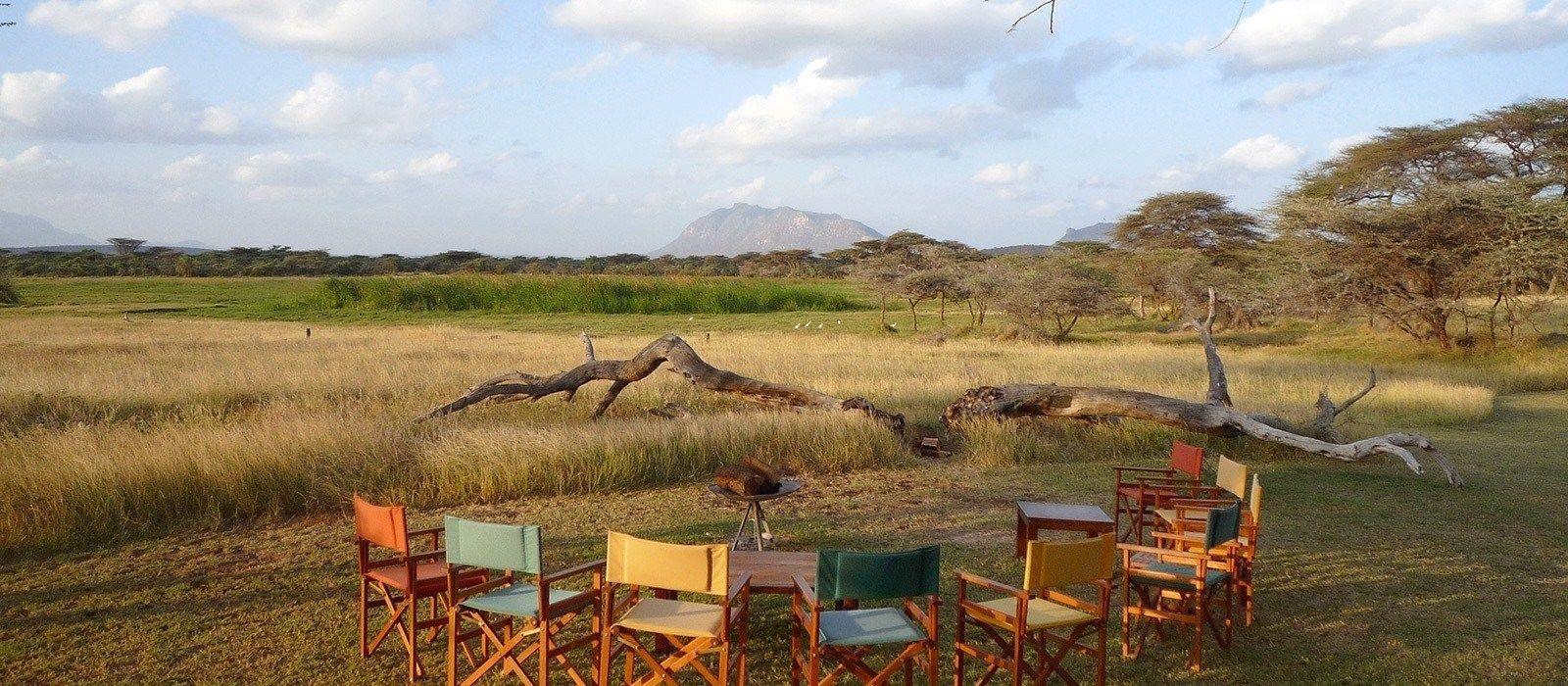 Hoch über Kenia Urlaub 3