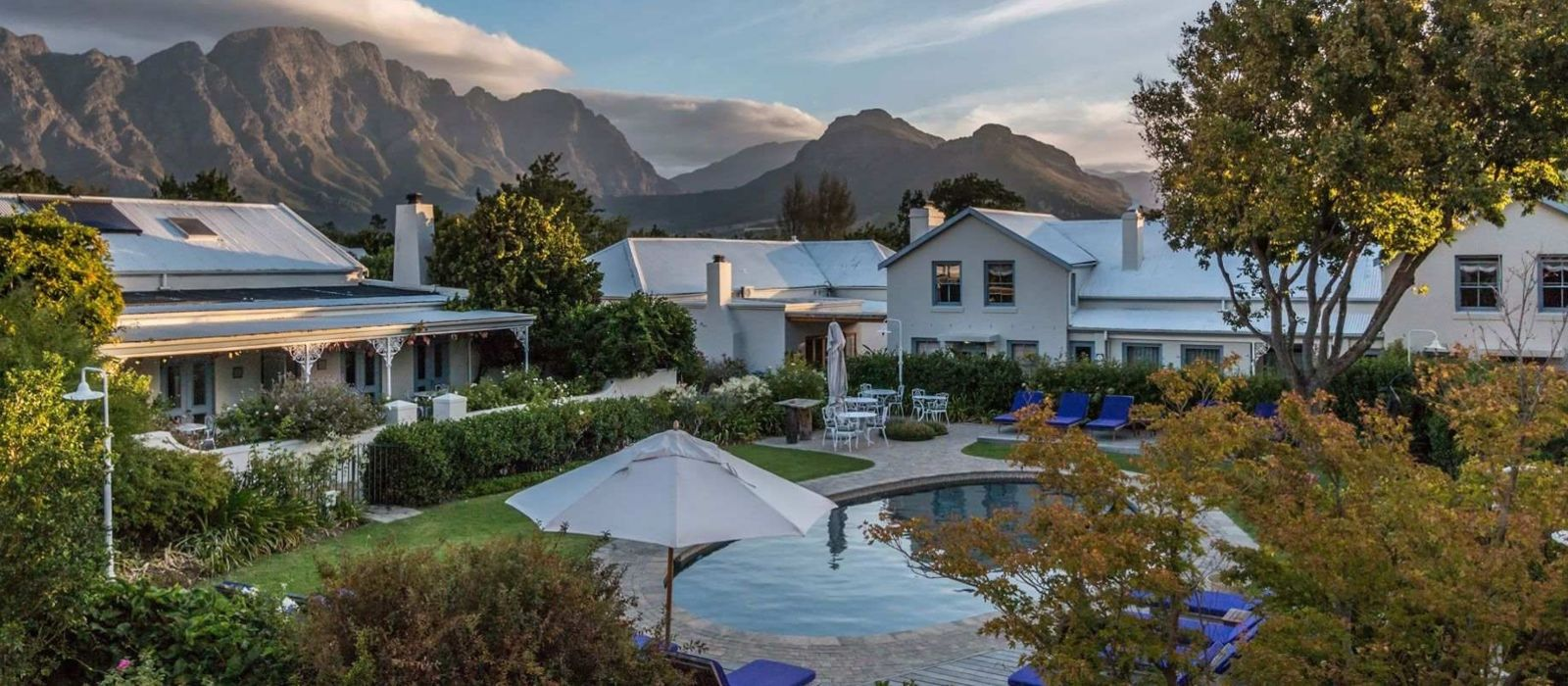 Le Quartier Francais Hotel in South Africa | ENCHANTING TRAVELS