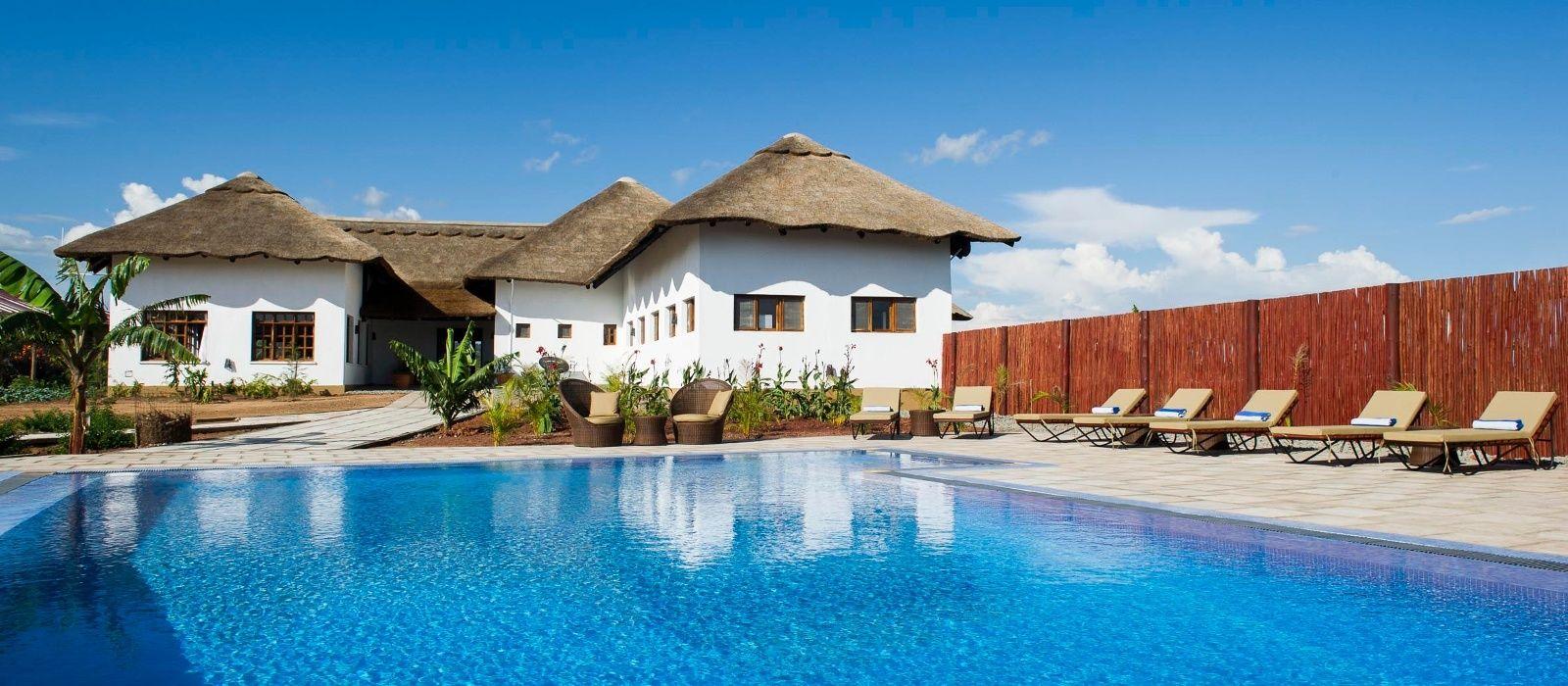 Hotel Farm House Valley Tanzania