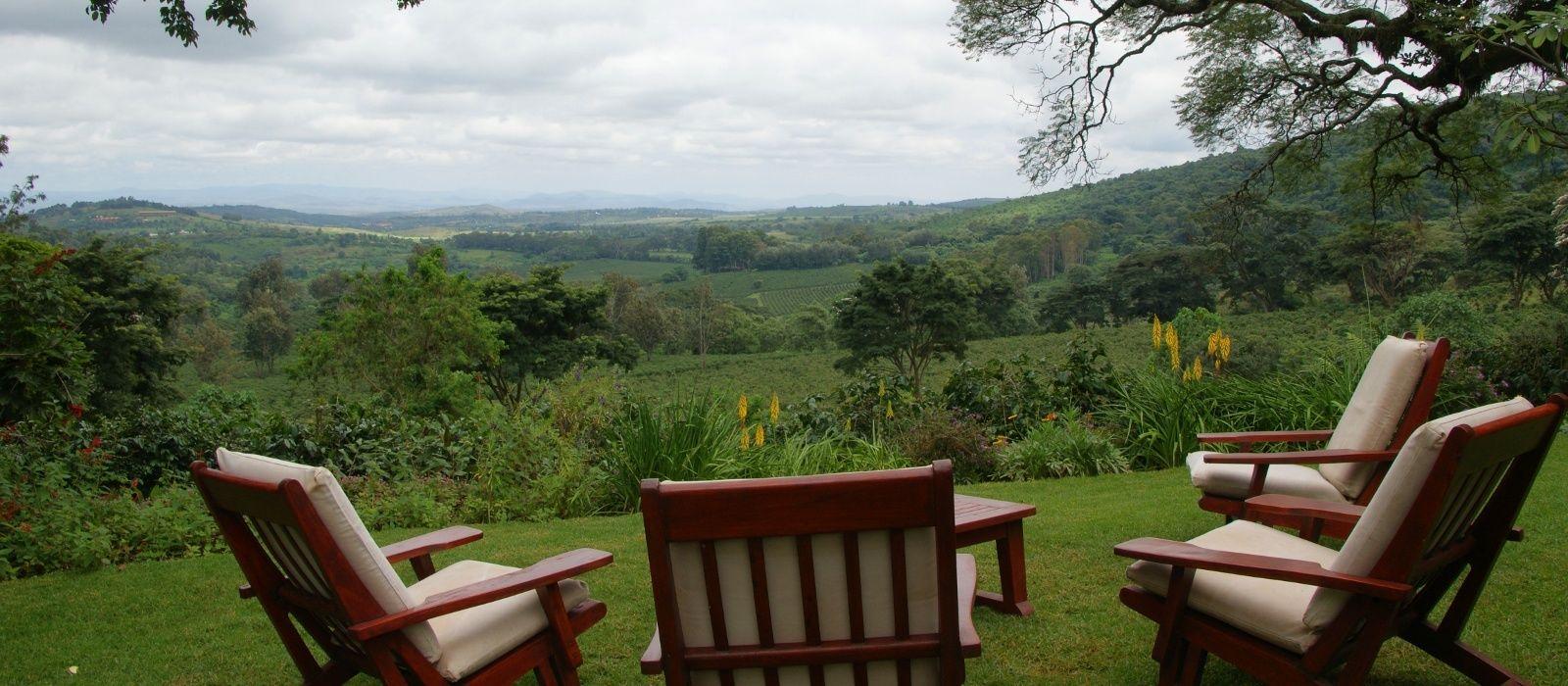 Hotel Gibbs Farm