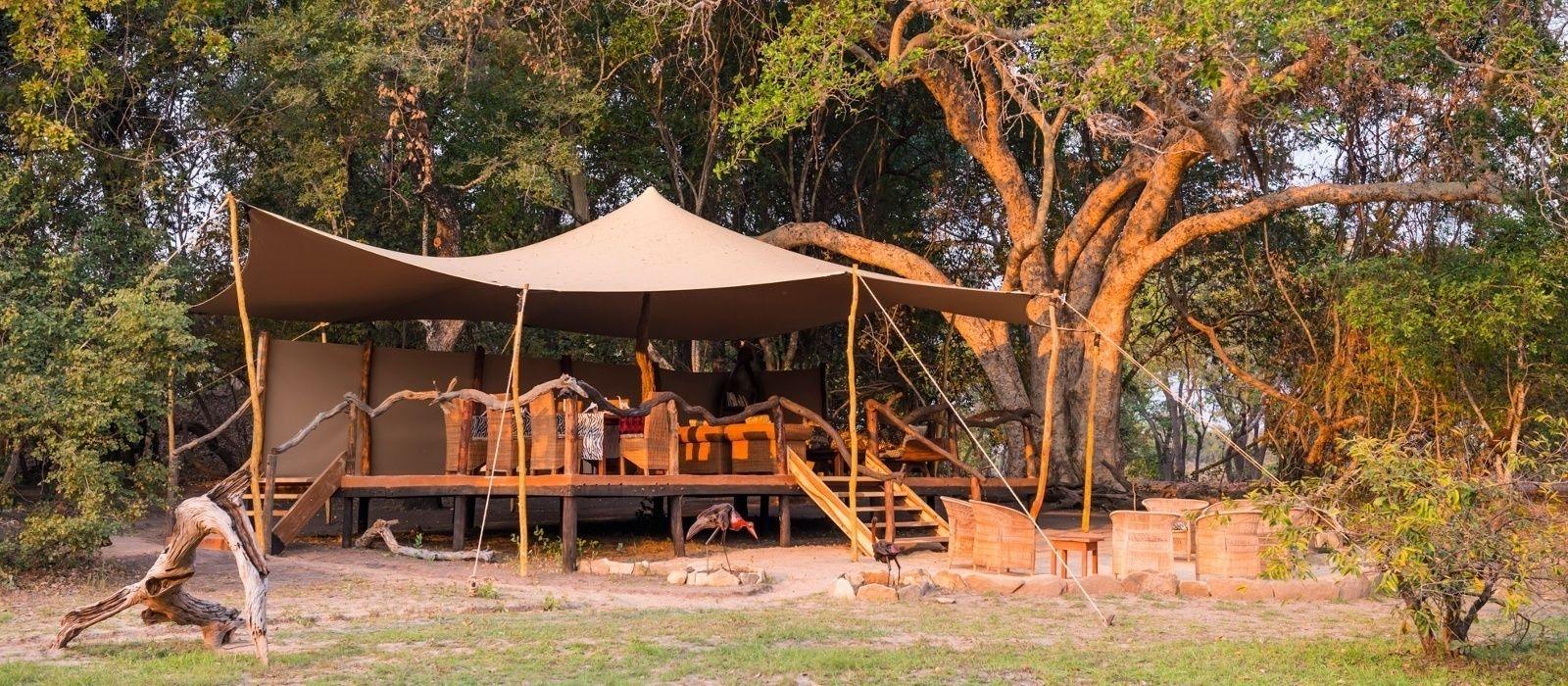 Hotel Mukambi Safari Lodge Sambia