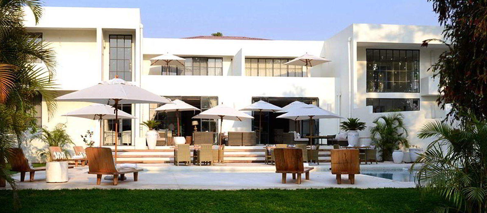 Hotel Latitude 15 Sambia