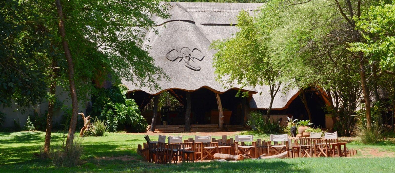 Hotel Ivory Lodge Zimbabwe