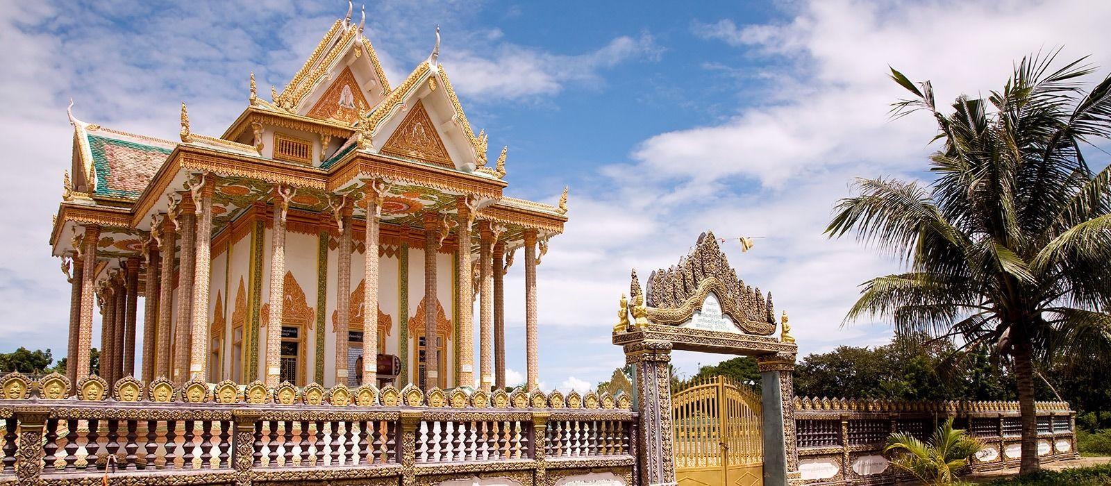 Cambodia's Culture, History and Pristine Beaches Tour Trip 5