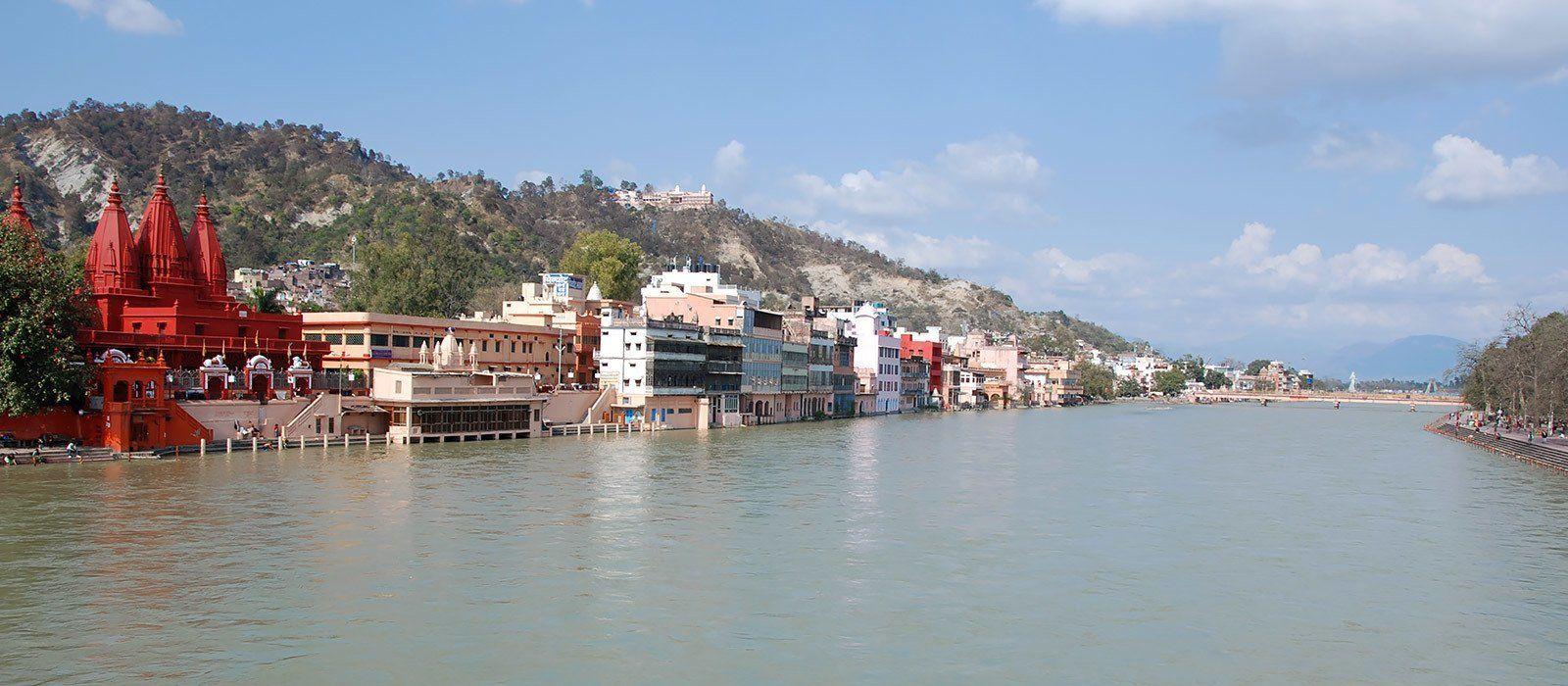 Reiseziel Haridwar Himalaja