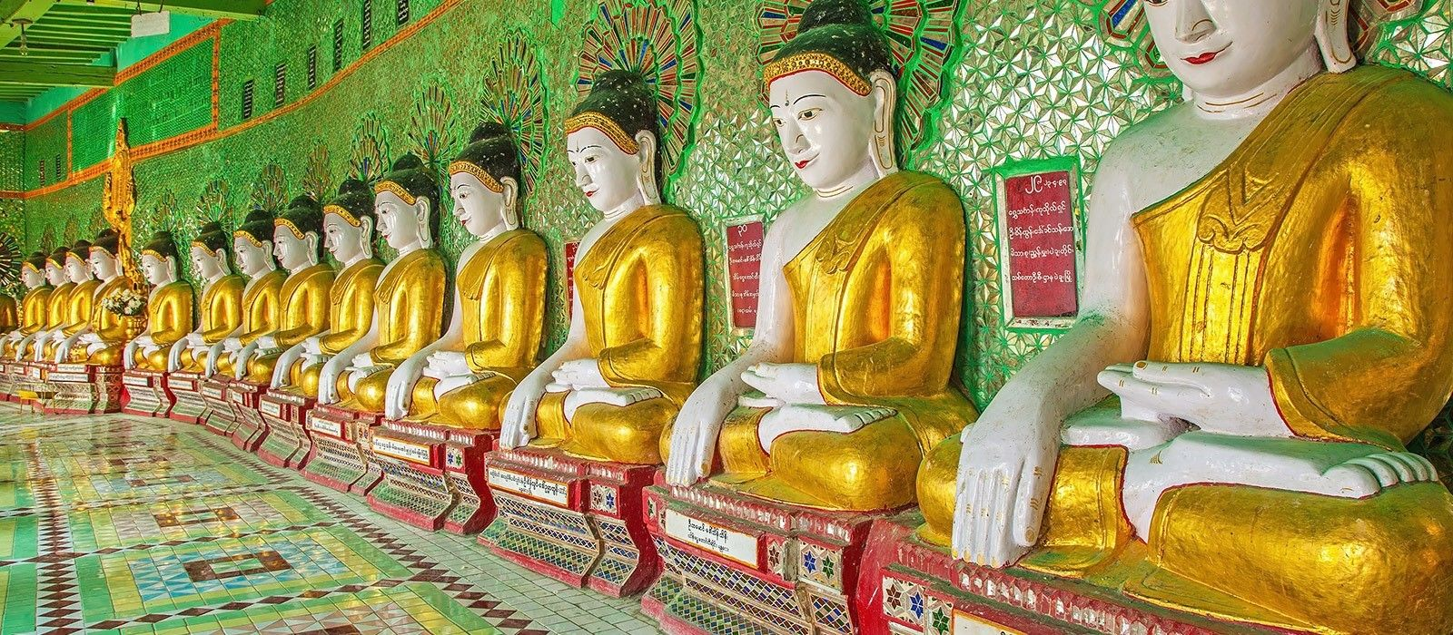 Destination Mandalay / Ayeyarwady Myanmar