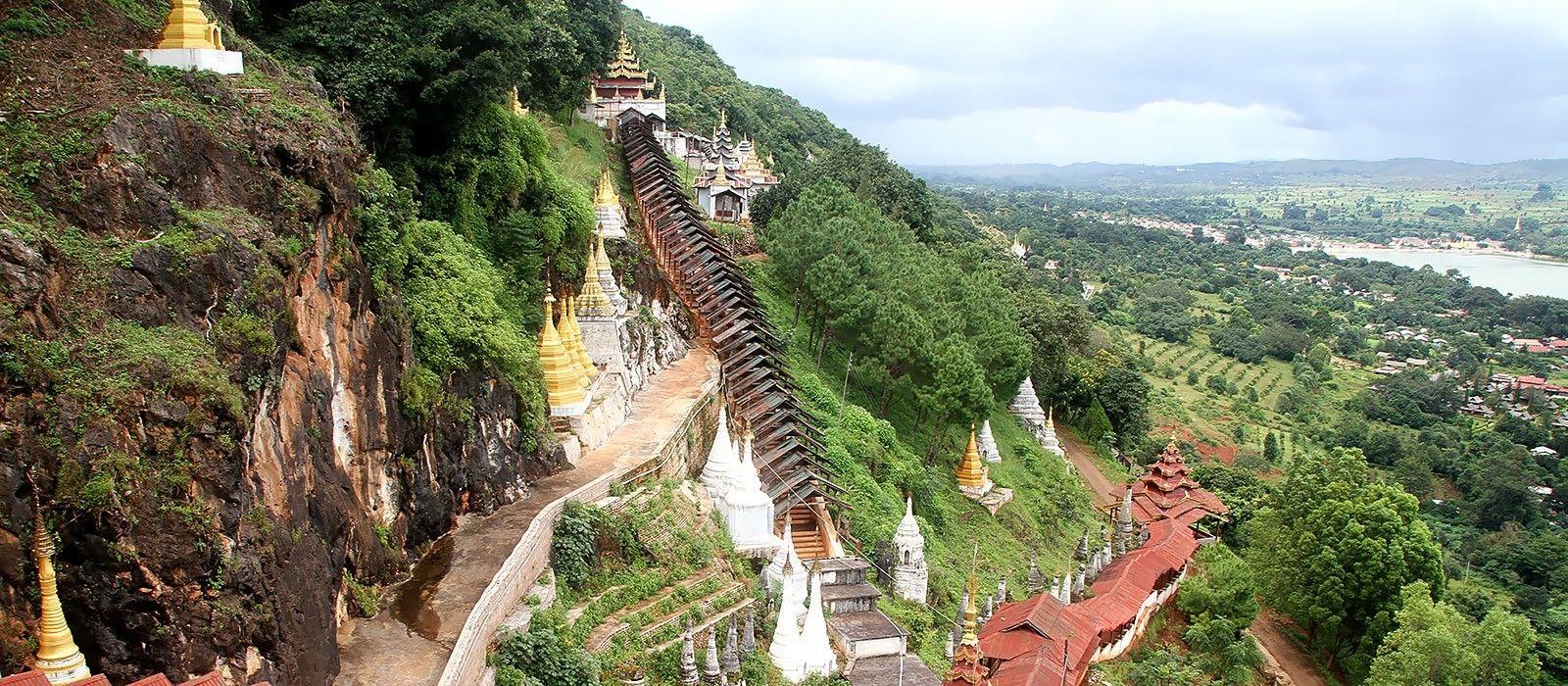Destination Pindaya Myanmar