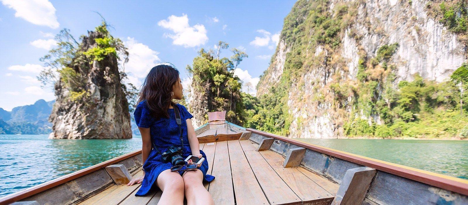 Destination Khao Sok Thailand