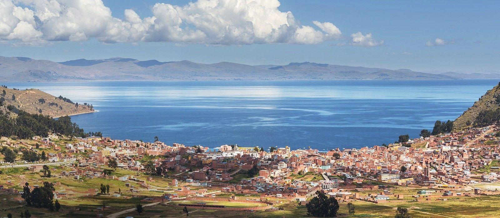 Destination Copacabana Bolivia