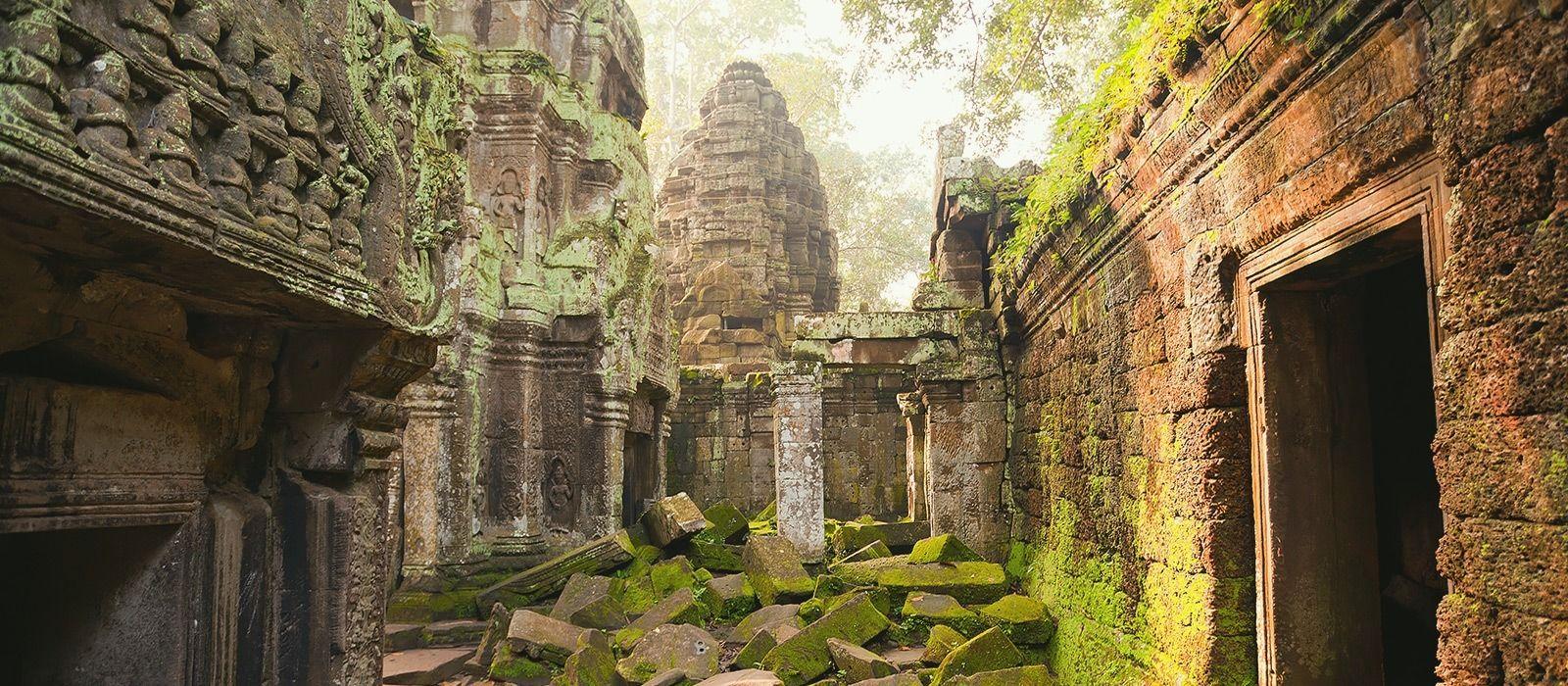 Kulturschätze Südostasiens – Laos und Kambodscha Rundreise Urlaub 2