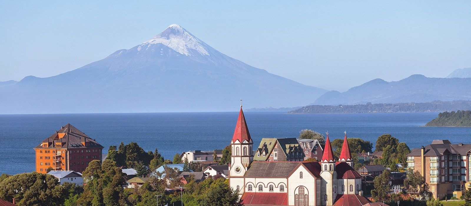 Destination Puerto Varas Chile