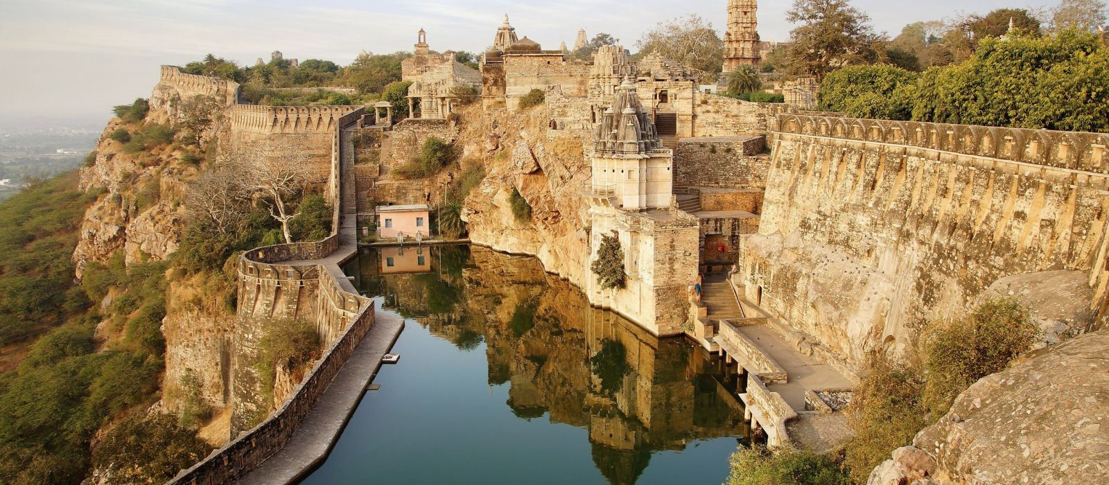 Destination Chittorgarh North India