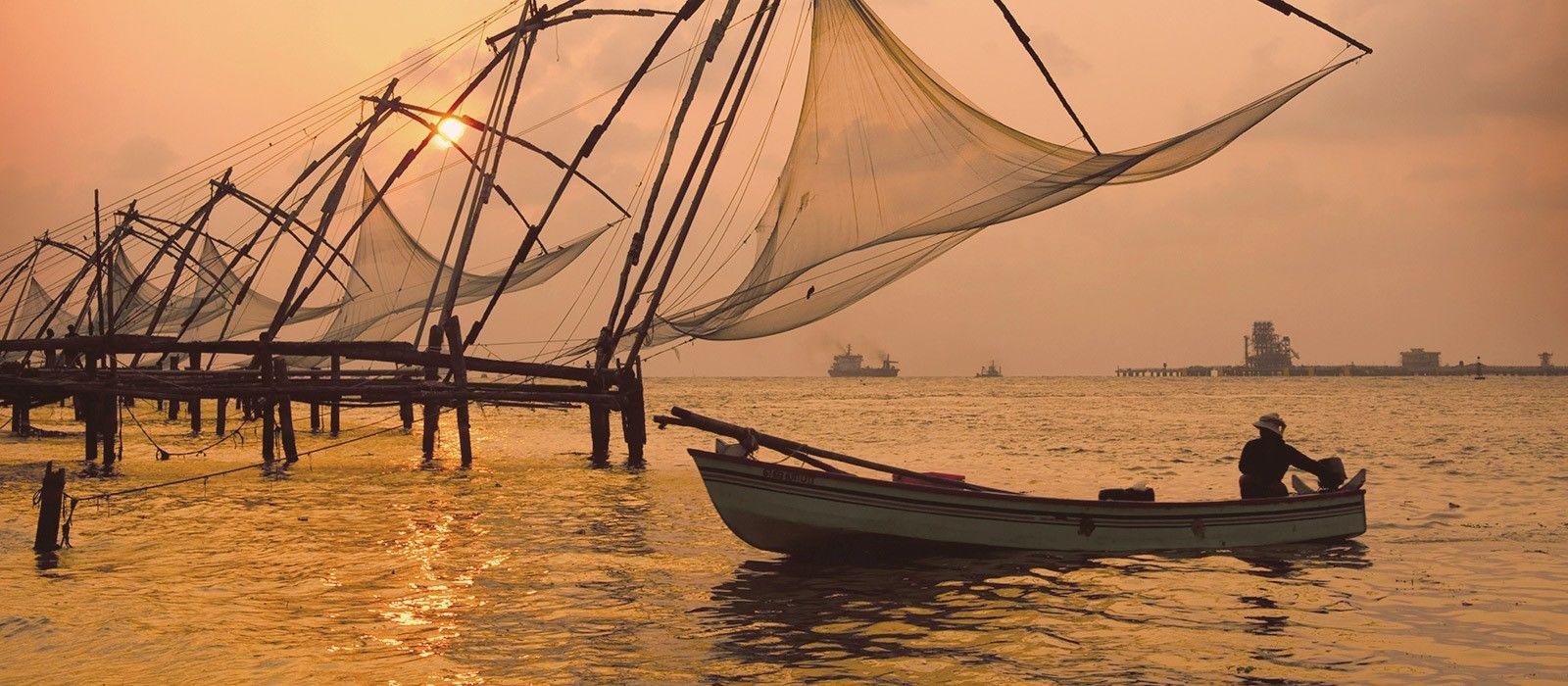 Kerala: Backwater & Plantagen Urlaub 6