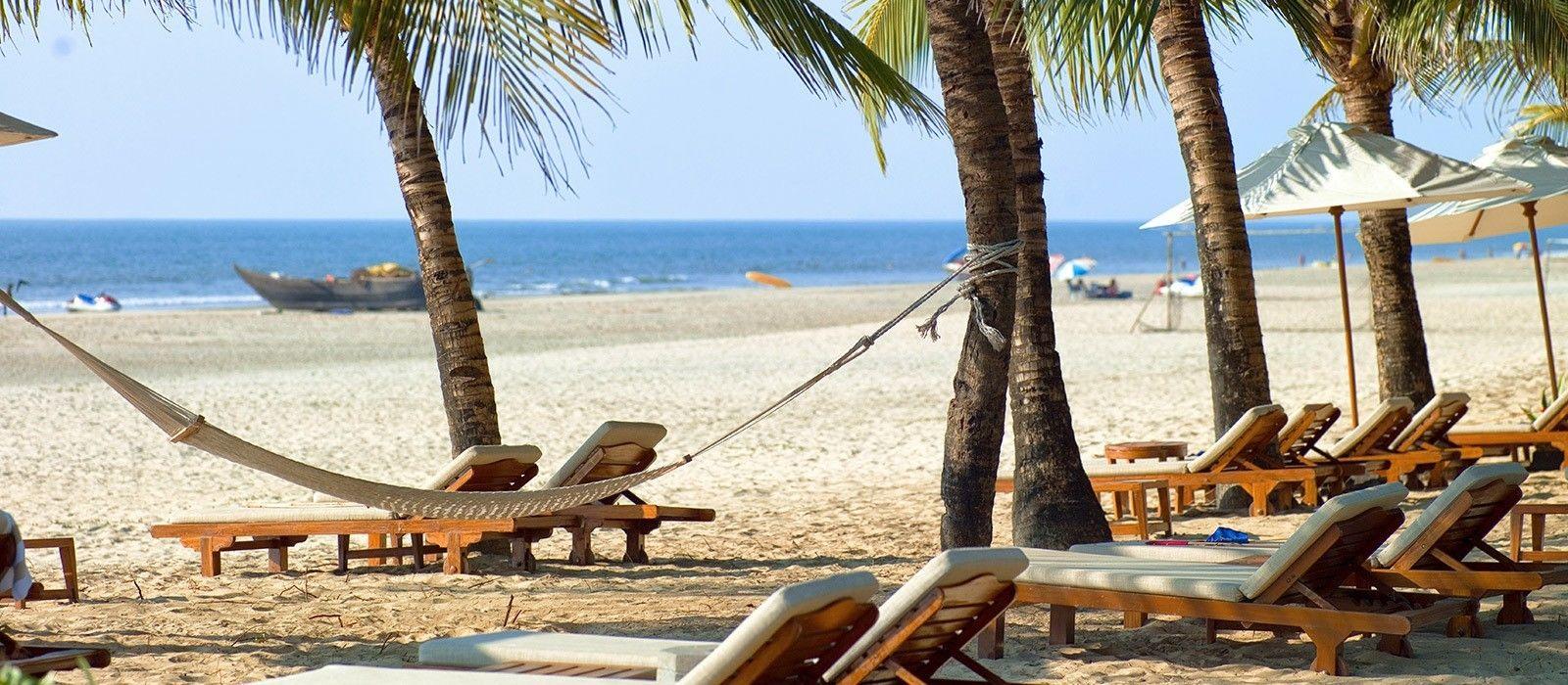 Luxuriöse Reise nach Indien: Bezaubernde Paläste und goldener Strand Urlaub 1