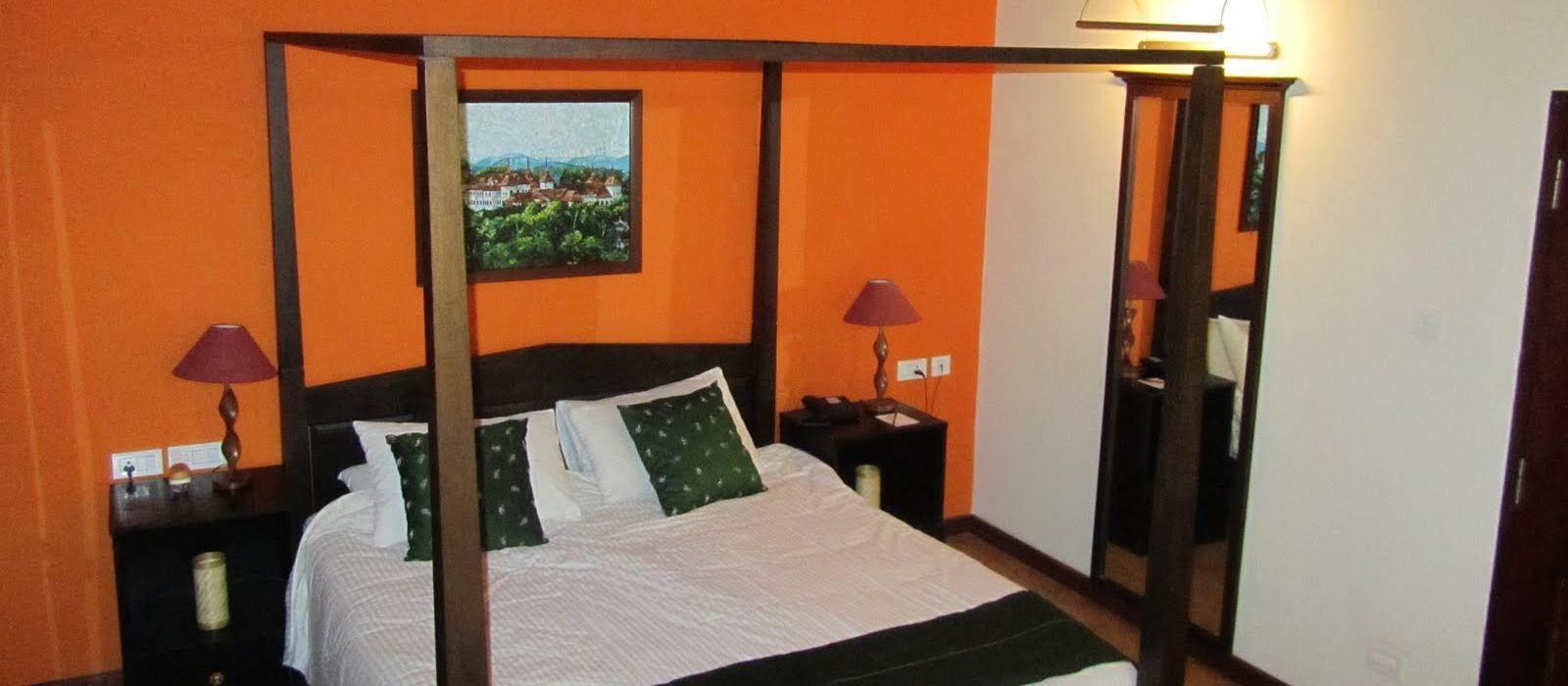 Hotel Tea Bungalow Südindien