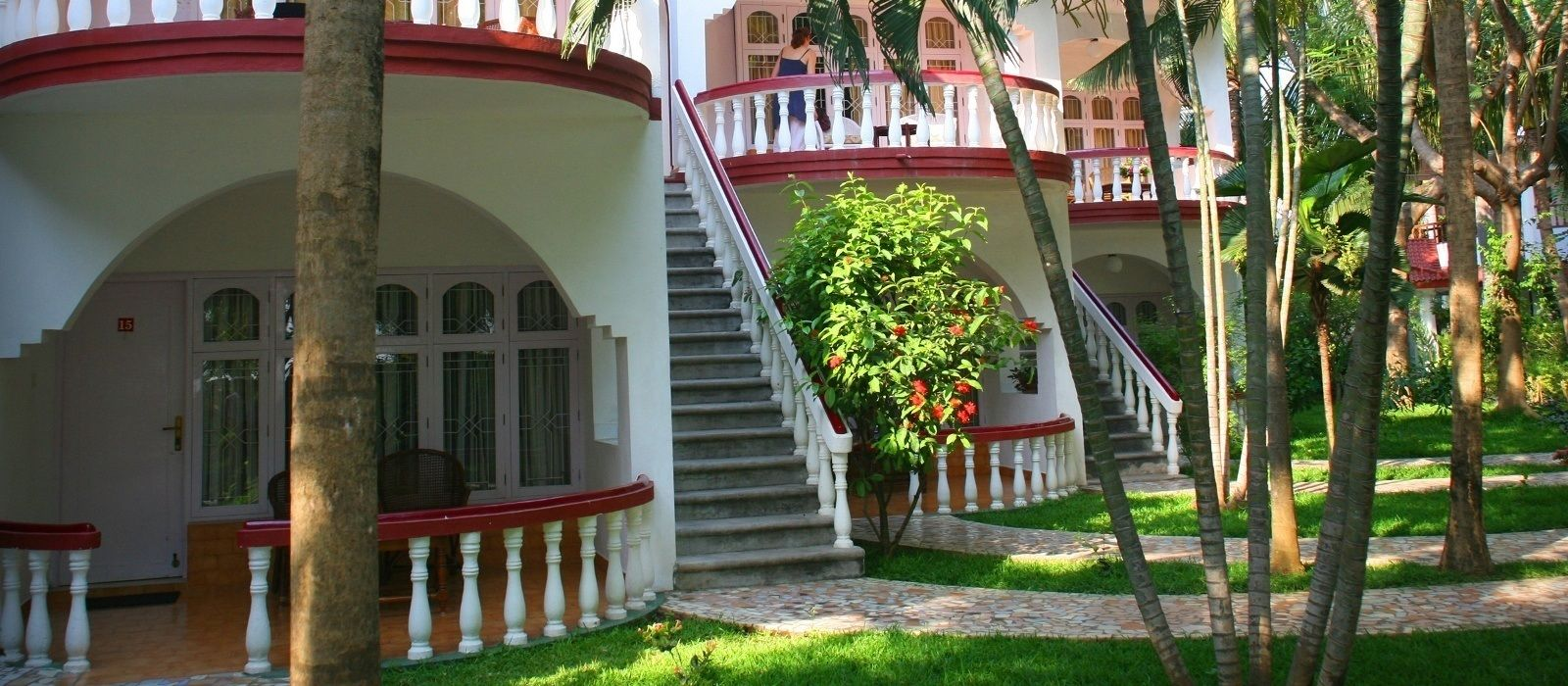 Hotel Ideal River View Resort South India