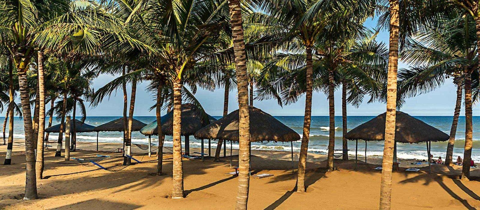 Hotel Ideal Beach Resort Südindien