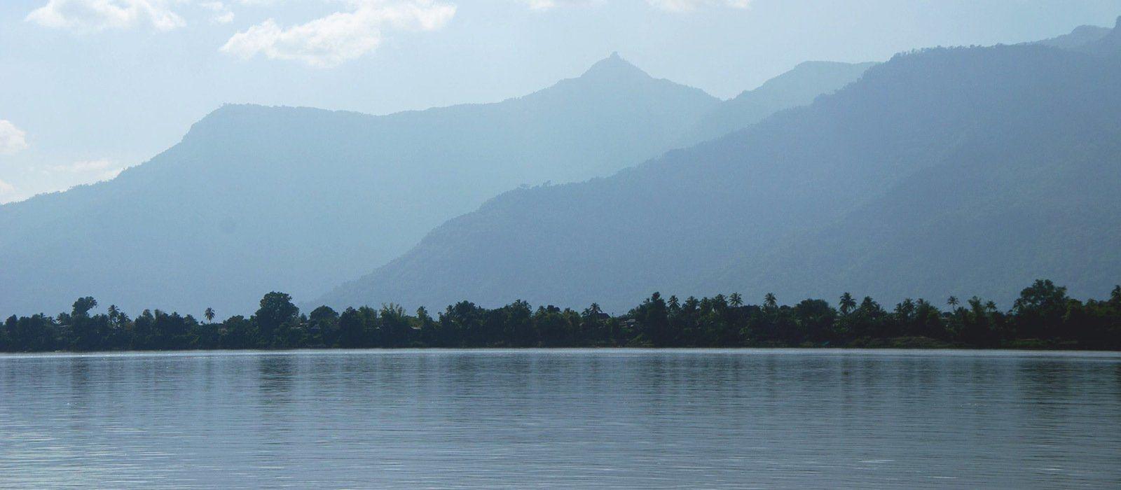 Destination Pakse Laos