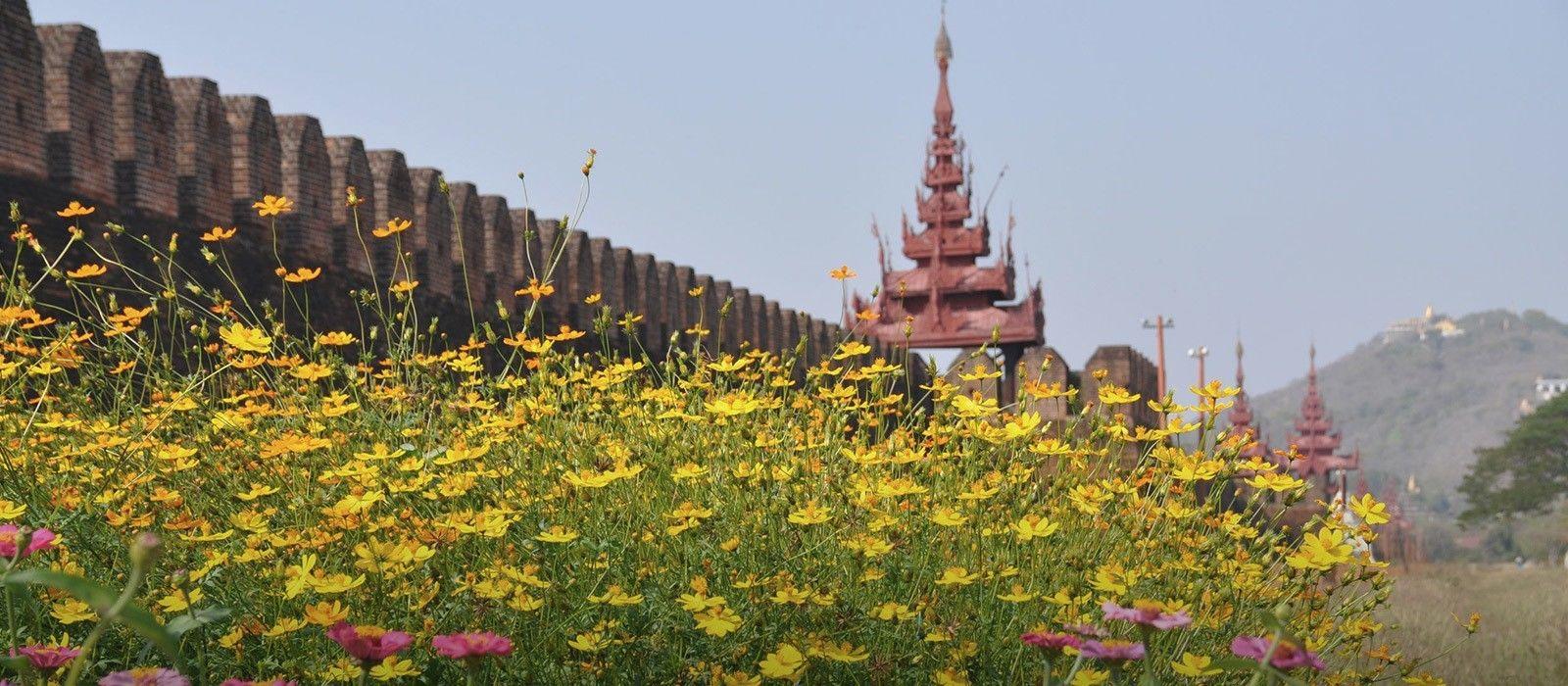 Kultur und Landschaften im Herzen Myanmars Urlaub 6
