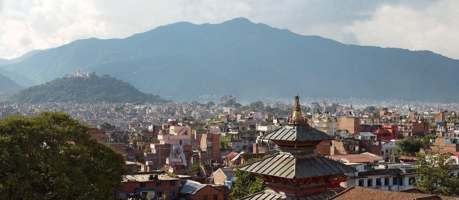 Destination Kathmandu Nepal