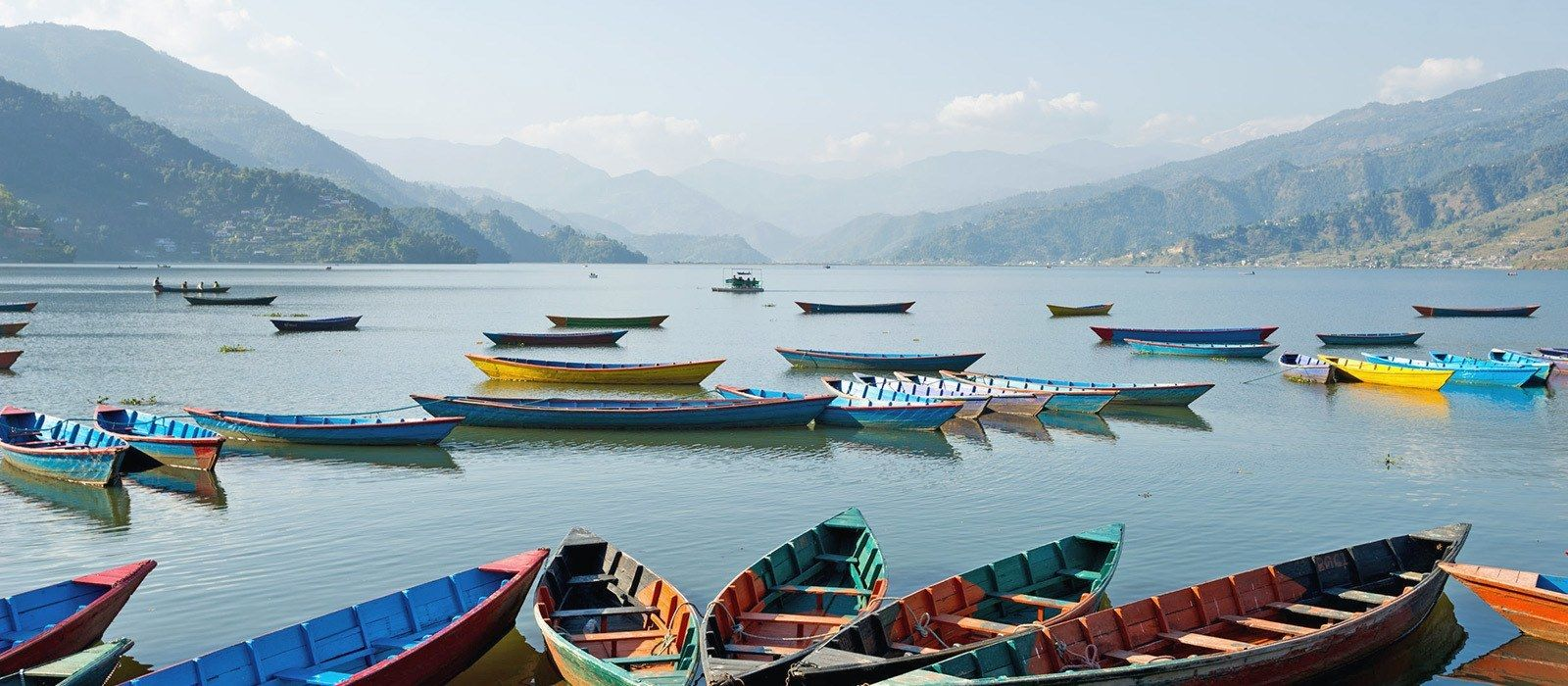 Destination Pokhara Nepal