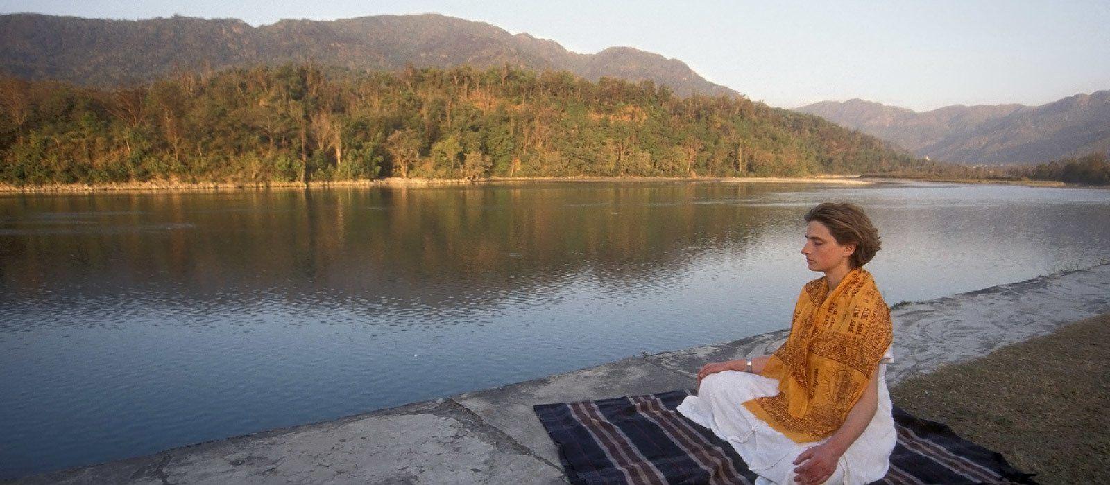 Destination Rishikesh Himalayas