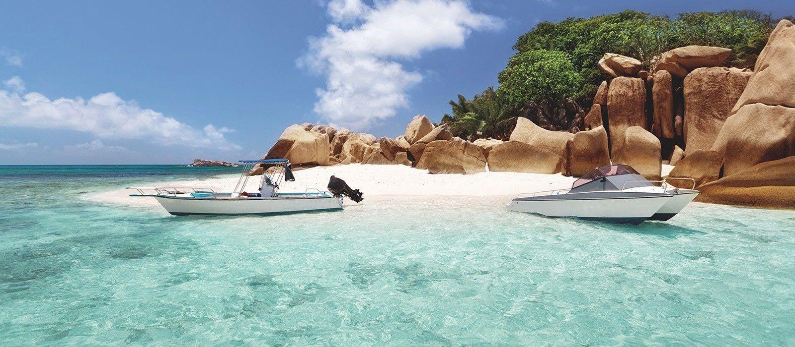 Destination Mahe Seychelles