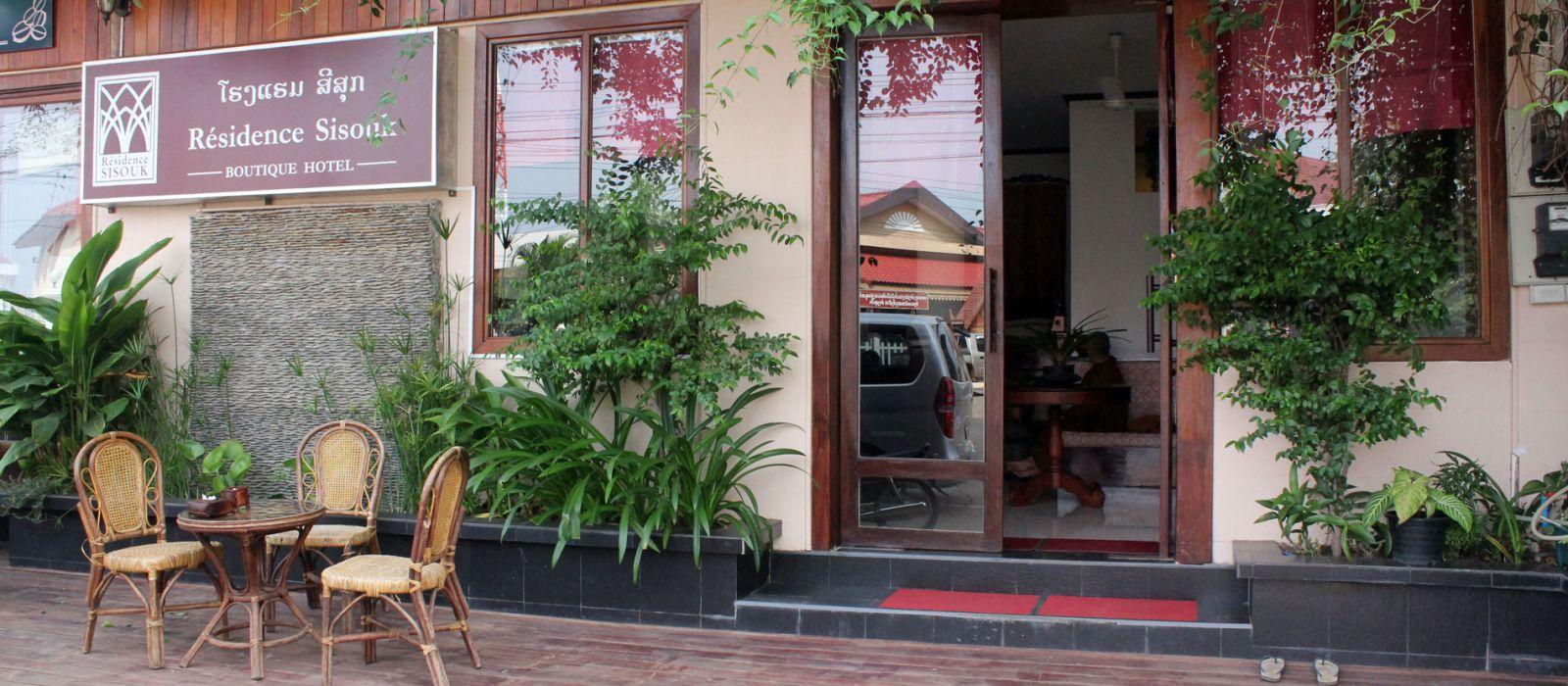 Hotel Residence Sisouk Laos
